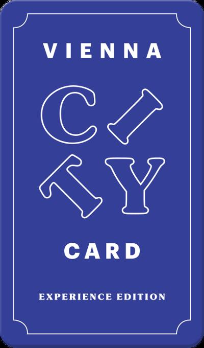 Vienna City Card Experience Edition