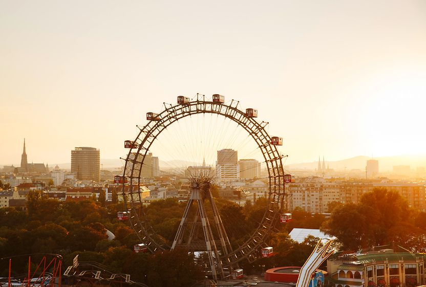Prater - VIENNA – Now. Forever