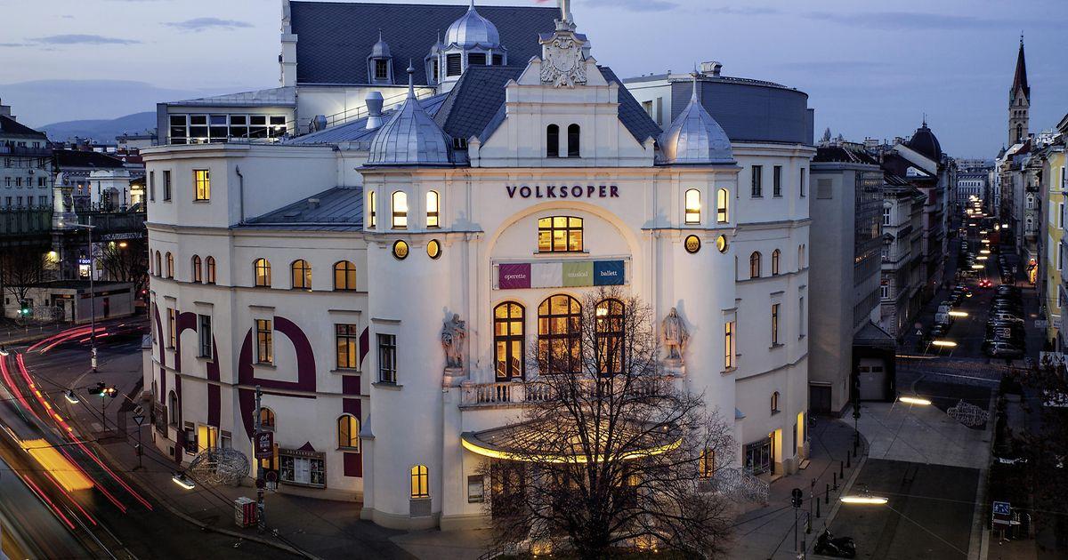 Volksoper Wien - WIEN – Jetzt. Für immer