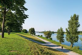 Danube Island – a Recreational Paradise