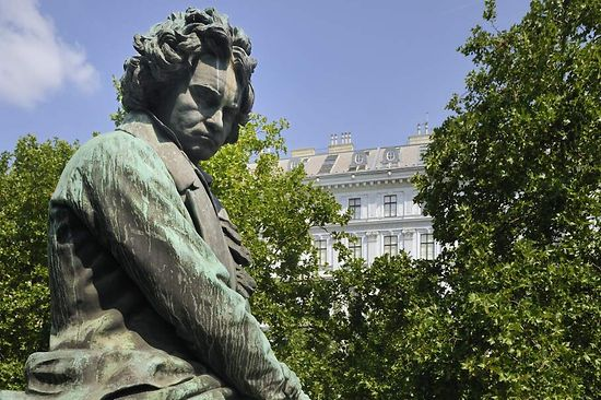 Estaua de Beethoven