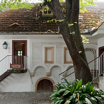 Beethoven's apartment in Heiligenstadt