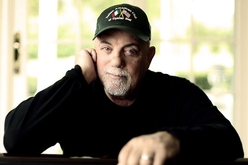 Billy Joel, Portraitfoto