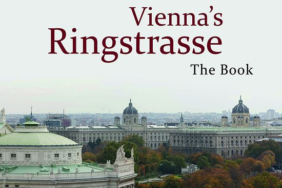"Cover ""Vienna's Ringstrasse. The Book"""