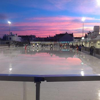 Engelmann Artificial Ice Rink