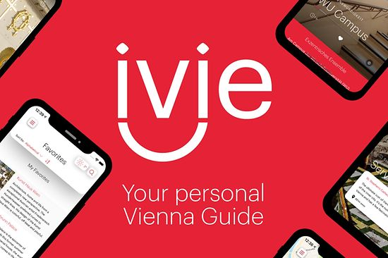 ivie- your official Vienna travel companion