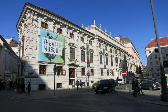 Theater Museum in Palais Lobkowitz