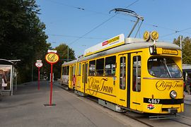 Impressive tour with Vienna Ring Tram