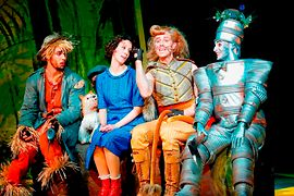 "Musical ""The Wizard of Oz"" at Volksoper Wien, 2014"