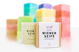 Hand-made Viennese soap